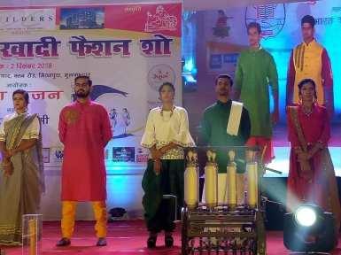 Muzaffarpur Khadi Fashion Show (25)