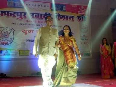 Muzaffarpur Khadi Fashion Show (3)