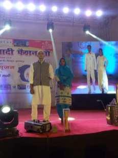 Muzaffarpur Khadi Fashion Show (4)