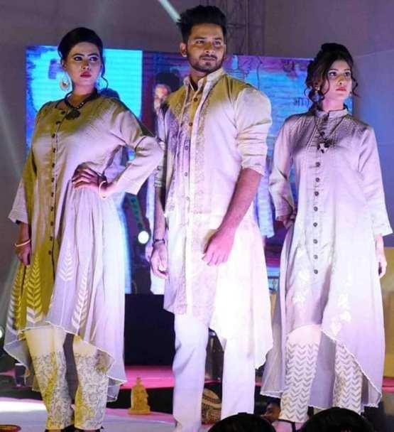 Muzaffarpur Khadi Fashion Show (9)