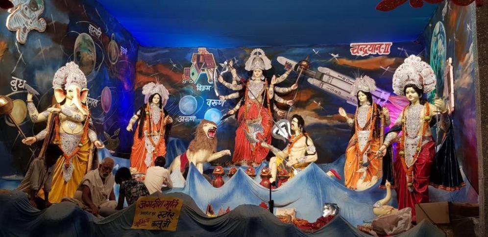 Durga Puja Muzaffarpur 2019 (13)