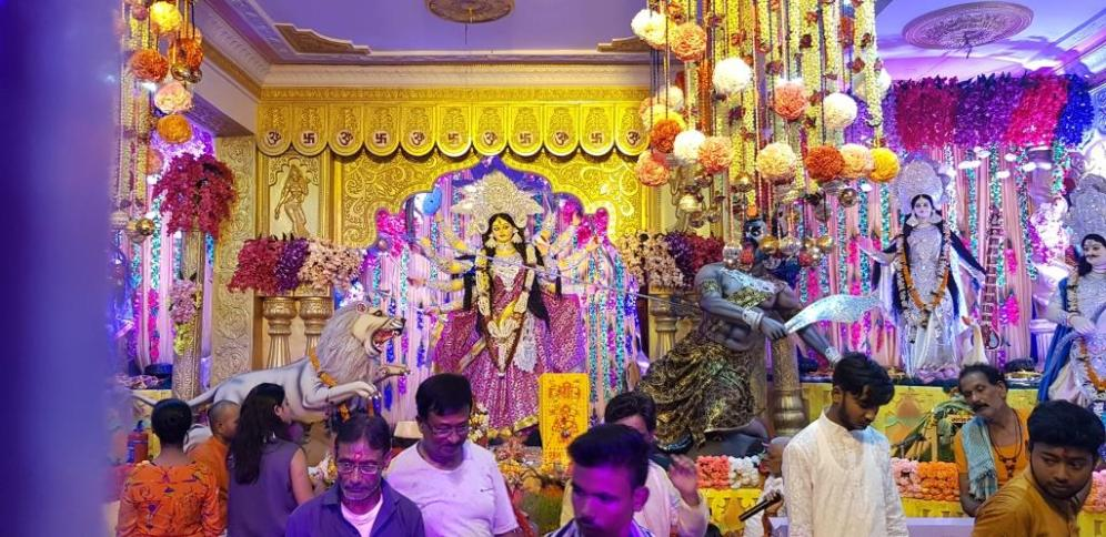 Durga Puja Muzaffarpur 2019 (16)
