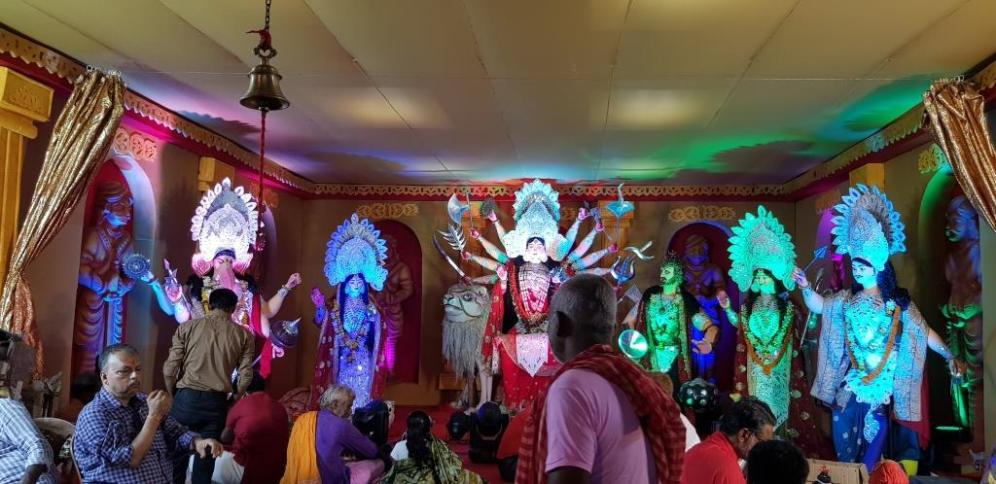 Durga Puja Muzaffarpur 2019 (21)