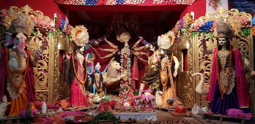 Durga Puja Muzaffarpur 2019 (28)