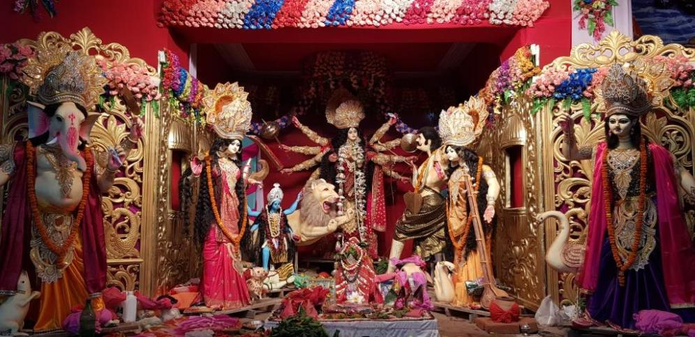 Durga Puja Muzaffarpur 2019 (30)