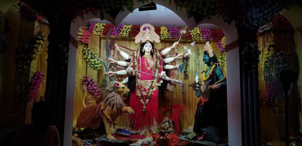 Durga Puja Muzaffarpur 2019 (36)