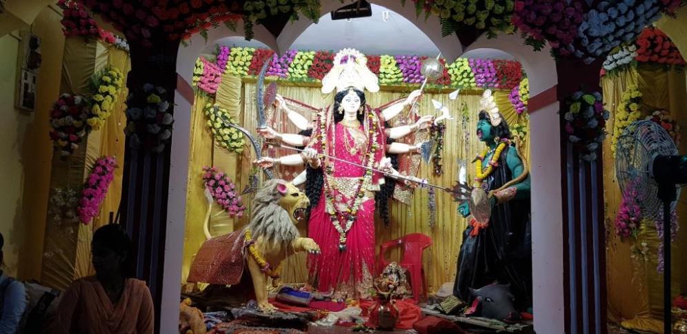 Durga Puja Muzaffarpur 2019 (37)