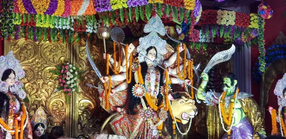 Durga Puja Muzaffarpur 2019 (40)