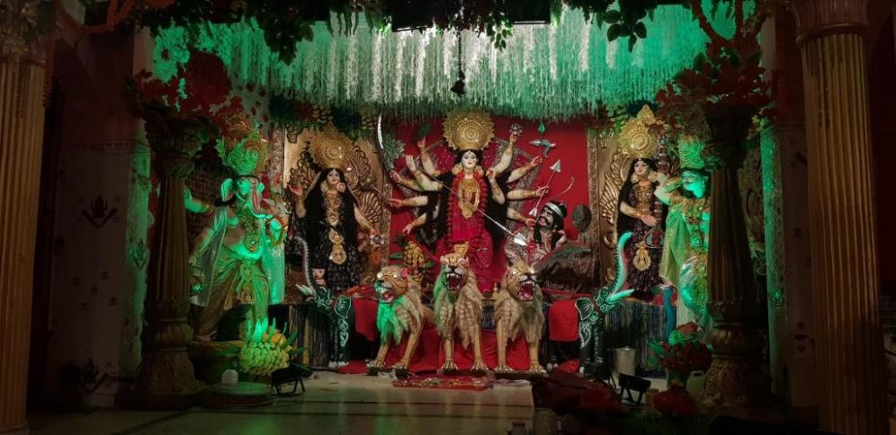 Durga Puja Muzaffarpur 2019 (52)
