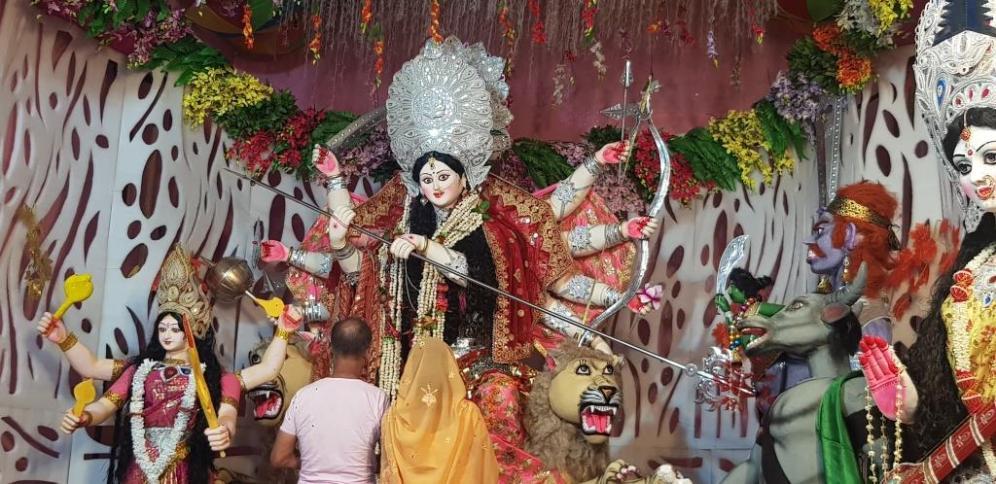 Durga Puja Muzaffarpur 2019 (55)