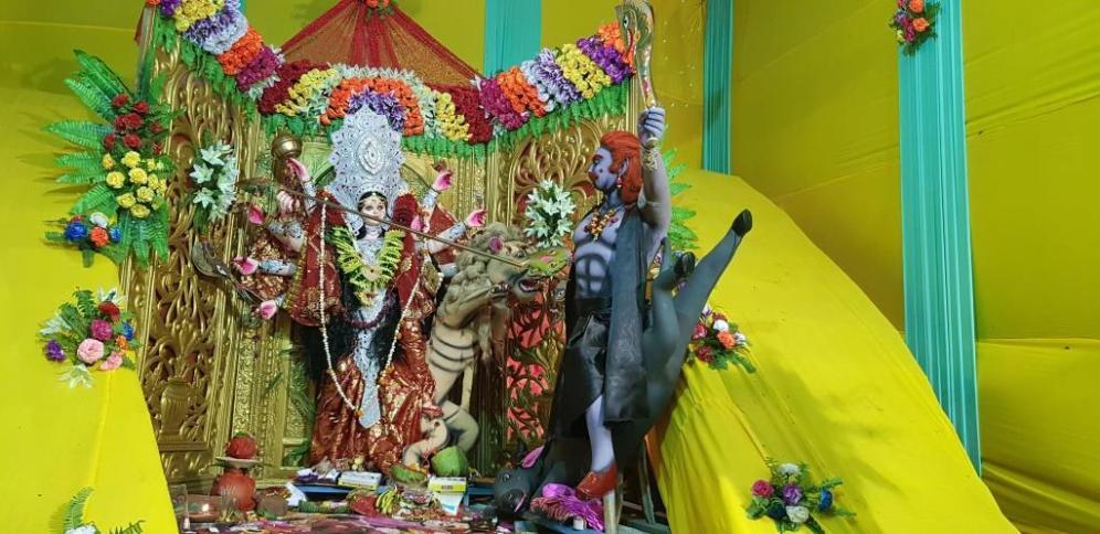 Durga Puja Muzaffarpur 2019 (8)