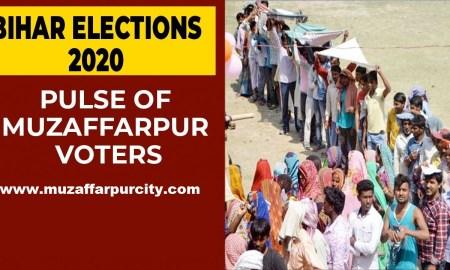 Muzaffarpur Voting Result