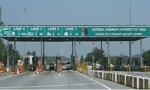 Changes in New Year 2021: From January 1, crossing toll plaza without fastag in the vehicle will take double the toll