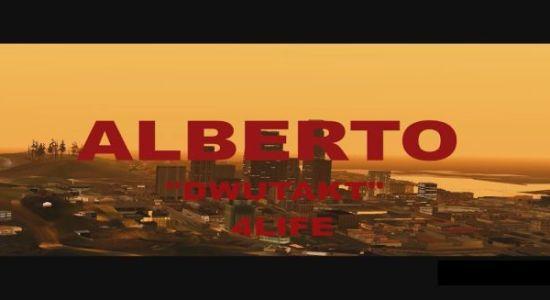 Alberto - Dwutakt (prod.by OLEK x Saint Cardona) czasoumilacz, granie na czekanie