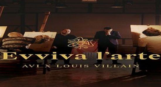Avi x Louis Villain - Evviva l'arte czasoumilacz, granie na czekanie
