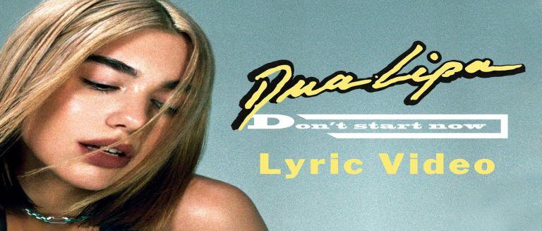 Dua Lipa - Don't Start Now czasoumilacz, granie na czekanie