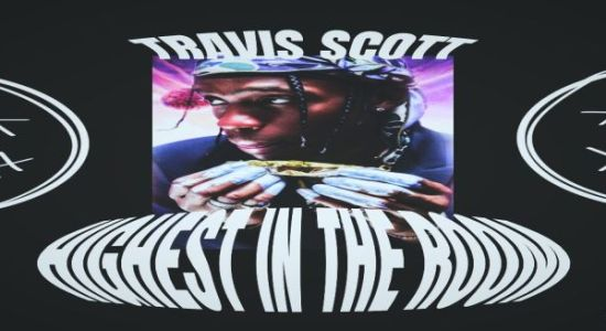 Travis Scott - HIGHEST IN THE ROOM czasoumilacz, granie na czekanie