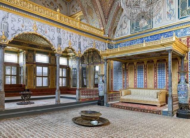 İstanbul Topkapı Sarayı Müzesi Harem Dairesi E-Bilet