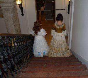 Hölgyek a lépcsőházban