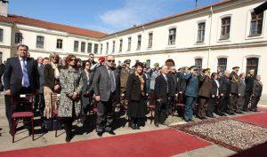 Комеморација по повод 112 годишнината од дипломирањетото на Мустафа Кемал-Ататурк во Битолската воена гимназија