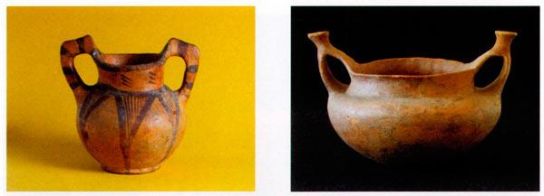Рачно работена керамика; Сарај, Брод