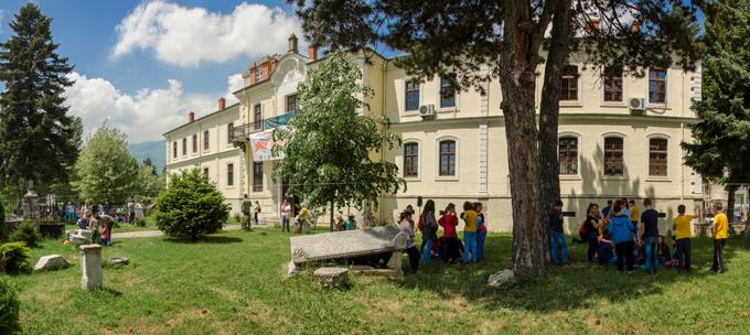 """18.05.2015 – Работилници """"Учиме за нас"""" по повод 18-ти мај – Меѓународниот ден на музеите"""