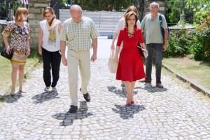 Канческа Милевска во посета на Завод и Музеј Битола – 22 Јуни 2016