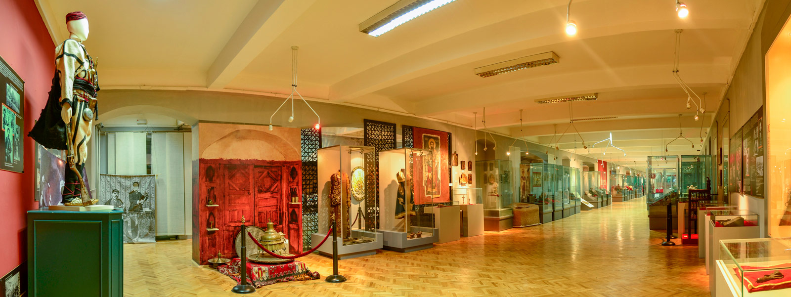 Permanent Museum Exhibition