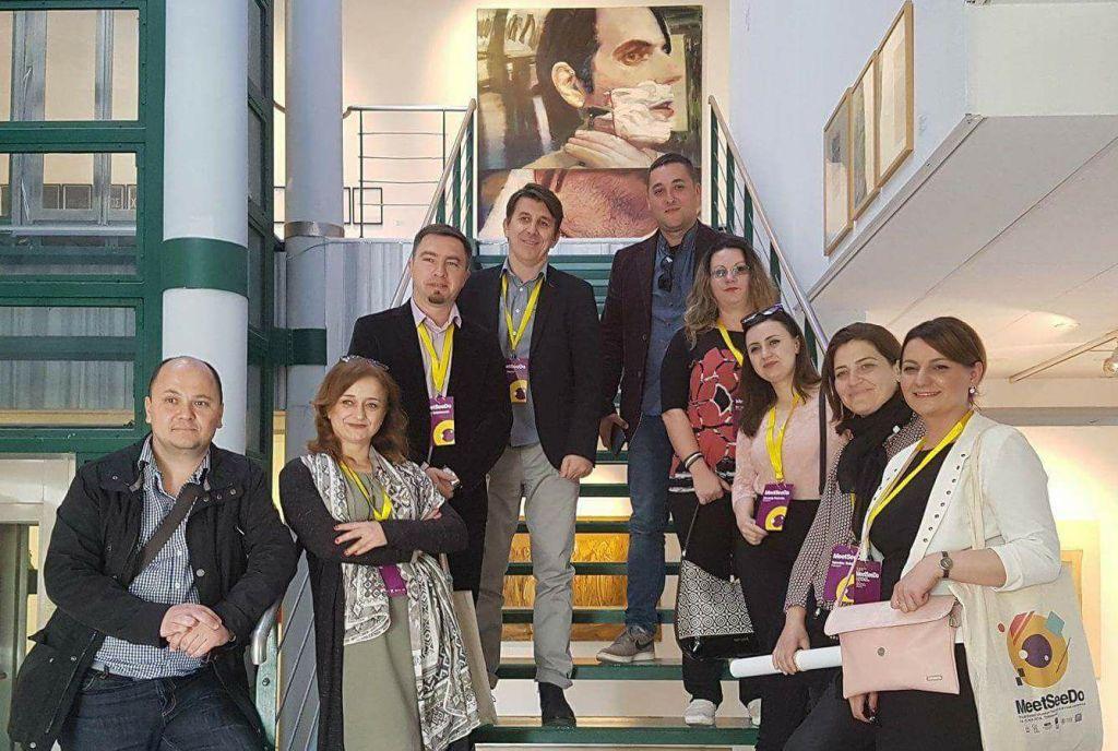 Учесници од Македонија - Музејски денови во Солун - Балканска музејска мрежа