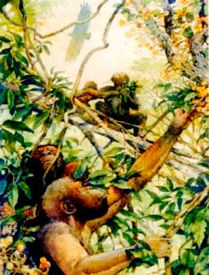 Аустралопитекинезер - далечен човечки предок