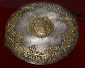 "Part of ""Pafta"" (belt buckle), 19th century"