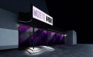servicii cluburi de noapte craiova - muzette night