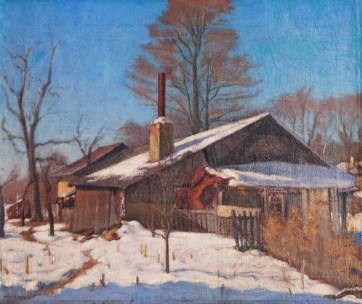 Andras Mikola_peisaj de iarna
