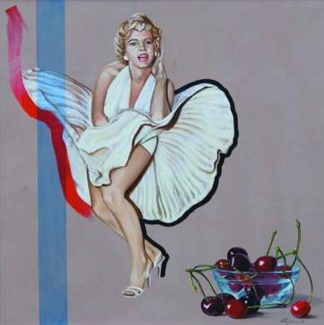 "Dorel Topan, ""Cherry Marilyn"""
