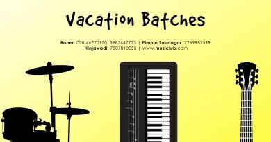 Learn Music – Summer Vacation Batches!