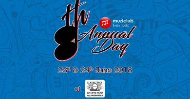 Announcement : 8th Annual Day & Sunday Jam Contest!