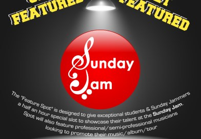 Get Featured On The Sunday Jam!