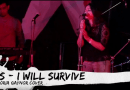 Iris – I Will Survive,Gloria Gaynor Cover Live At Muziclub's 8th Annual Day on 24th June 2018