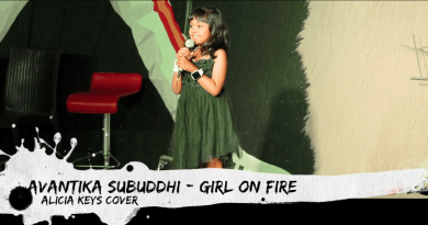 Avantika Subuddhi – Girl On Fire Live At Muziclub's 8th Annual Day on 24th June 2018