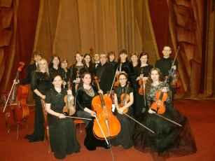 лауреат Международного конкурса камерный оркестр «Демидов-камерата»