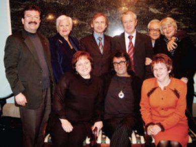 После концерта Юрия Башмета 2006