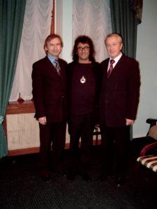 Владимир Капкан Юрий Башмет Вячеслав Погудин2006