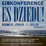 11. konference Es dziedu