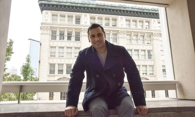 Rick Habana has signed to Innervision Records