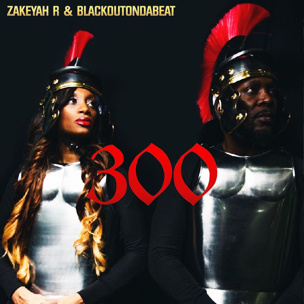 Blackoutondabeat & Zakeyah exclusive Interview with Muzique Magazine