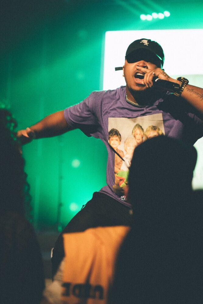 Catching Up With Rising Christian Hip Hop Artist Da Rich 1