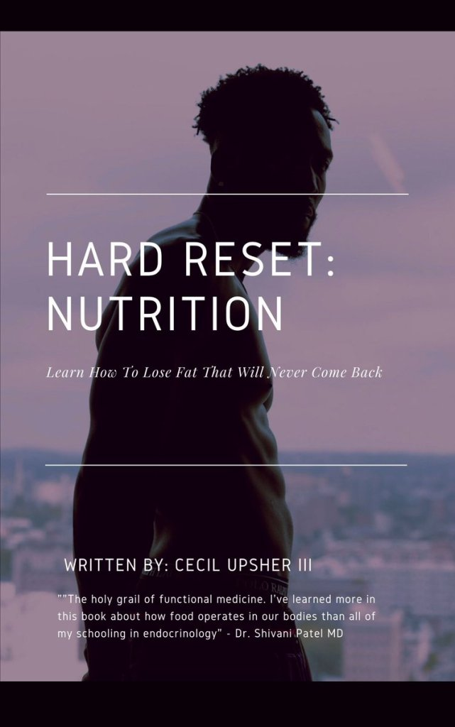 Dr.TreHunna Releases Hard Reset: Nutrition