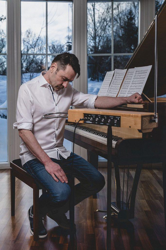 Kepa Lehtinen Interview with Muzique Magazine