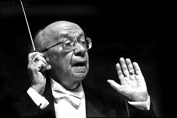 Геннадий Рождественский: «Главным авангардистом мировой музыки был Бах!»