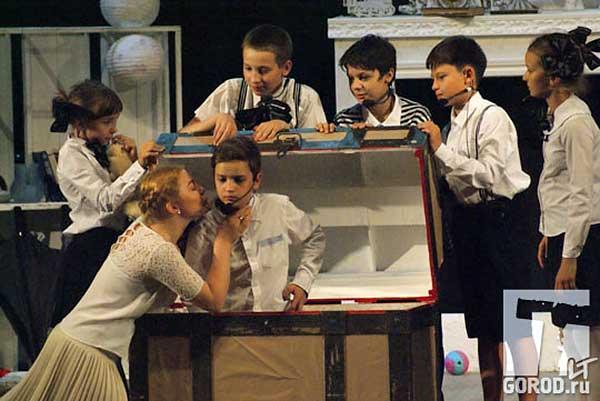 В Тольяттинской филармонии состоялась премьера детской оперы Бриттена